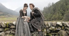 How Outlander is flipping typical TV dramas on their head